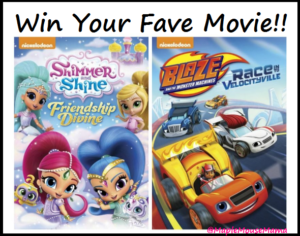 kids movie giveaway