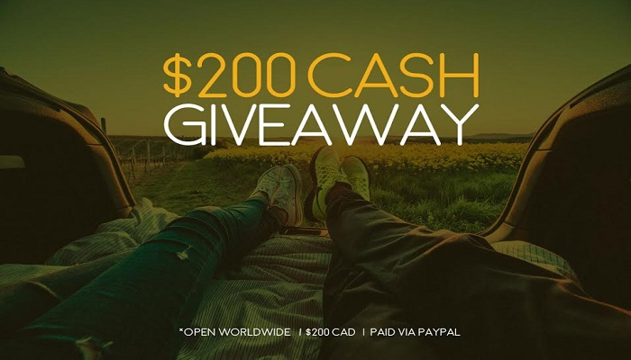 Welcome Spring With This $200 #Giveaway! Open Worldwide 3/13 #WINSpringCash