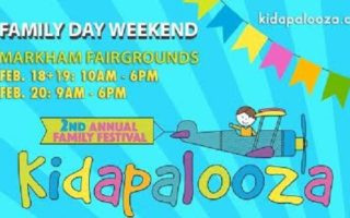 Celebrate #FamilyDay At The Kidapalooza Family Festival! #Giveaway CAN 2/13