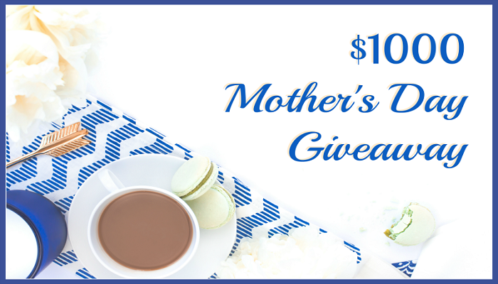 Celebrate Mom With Our $1000 PayPal #Giveaway! Open Worldwide!!!