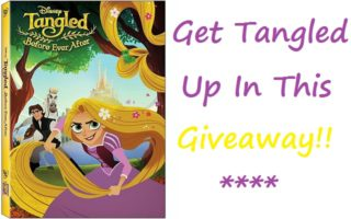 You Could #Win Disney's Tangled, Before Ever After On DVD! #Giveaway