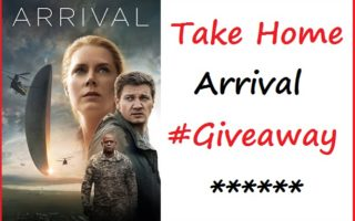"Enter To #Win The Critically Acclaimed Film ""Arrival"" on Blu-ray #Giveaway"