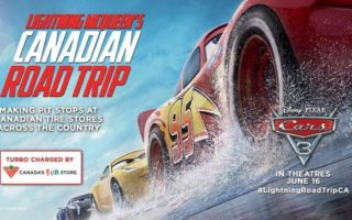 Lightning McQueen Is Going On A Canadian Road Trip!!