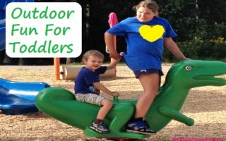 5 Fun Outdoor Activities For Toddlers That Are Free, Almost!