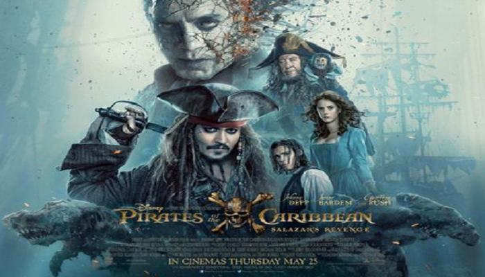 It's A #PiratesLife For @ReederReads – Pirates Of The Caribbean: Dead Men Tell No Tales Review #ad