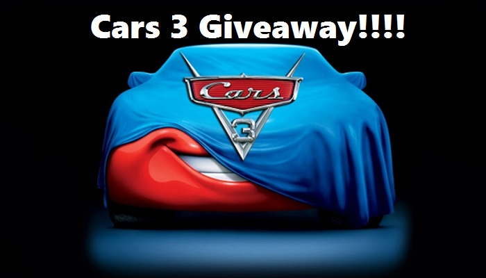 Ka-Chow! This #Cars3 #Giveaway Will Git-R-Done!!
