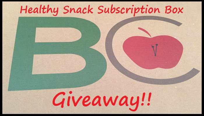 Satisfy Your Hunger With Healthy Snacks Delivered By @BreakCrate – #Giveaway