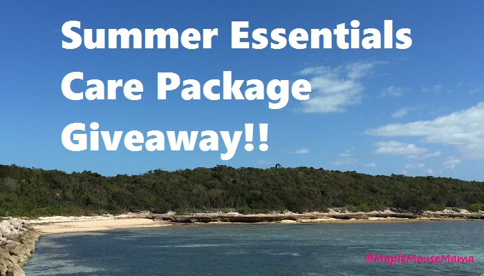 Summer Essentials Care Package #Giveaway From Bayer! ($250 Value!) #ad