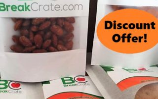 Limited Time Discount on @BreakCrate Subscriptions for @MapleMouseMama Readers!
