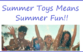 New Summer Toys Mean Lots Of Summertime Fun! #BloggersFete