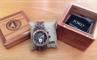 Enjoy The Finer Things In Life With A JORD #WoodWatch #Giveaway