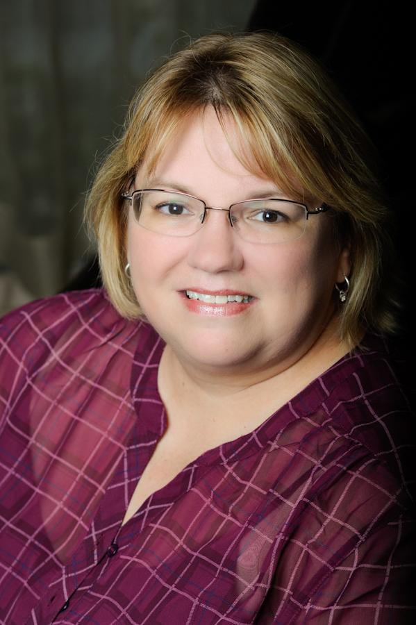 Suzanne Rudge headshot