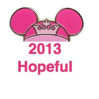 2013 DMP hopeful, no more…