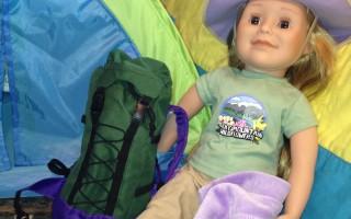 Maplelea Friend Zoey's Camping Adventure!