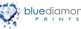 Blue Diamond Prints Giveaway!
