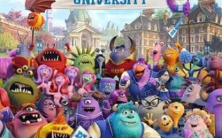 Latest from Monsters U!