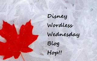 Disney Wordless Wednesday Blog Hop : May 1st 2013