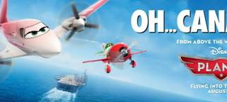 Disney's PLANES Advanced Screening