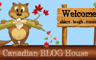 Guess Who has a Guest Post on the Canadian Blog House??