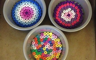 Mother's Day Craft: Melted Beads!!