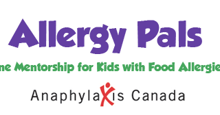 Allergy Pals By Anaphylaxis Canada