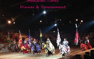 A Step Back In Time: Medieval Times Dinner & Tournament
