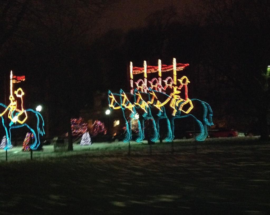 Festival of Lights Niagara Falls