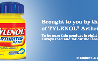 Pain Management With #TylenolArthritis #Giveaway