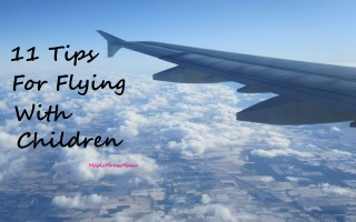 11 Tips For Flying With Young Children
