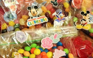 Save Money & Make Your Own Disney Themed Treat Bags