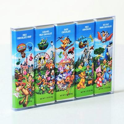 Disney themed treat bags