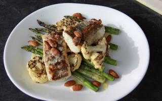 Roasted Lake Ontario Pickerel Recipe For BBQ Season!