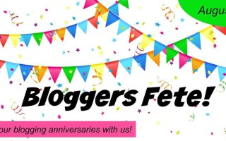 Put On Your Party Hat and Join #BloggersFete 2015!!