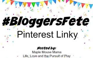 Join the #BloggersFete '15 Pinterest Linky!!