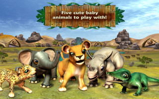 Learning Through Imaginative Play With The Safari Tales App For Kids!