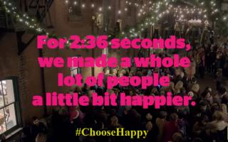 'Tis The Season Of Love So #ChooseHappy