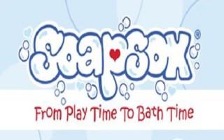 Make Bath Time Fun With @SoapSox #BloggersFete #SoapSoxCA