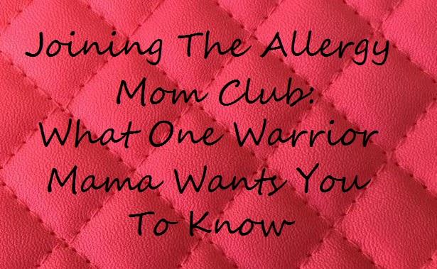 allergy mom