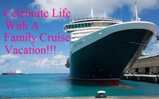 Why A Family Cruise Vacation Is Like Celebrating Your Birthday Every Day!
