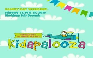 Family Fun To Be Had At Kidapalooza This #FamilyDay! #Giveaway 2/8
