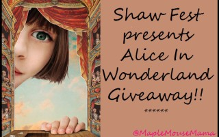 Head Down The Rabbit Hole With Alice In Wonderland & The Shaw Festival!