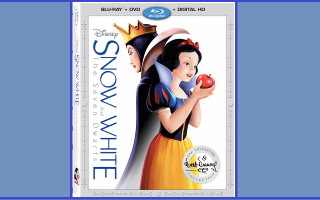 Disney's Snow White and The Seven Dwarfs – Perfect For Home Entertainment