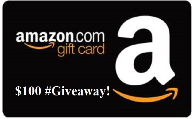 Love Amazon? Enter to Win a $100 GC!