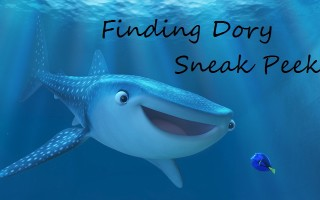 Finding Dory Swims To Shore This June!! Here's A Sneak Peek!