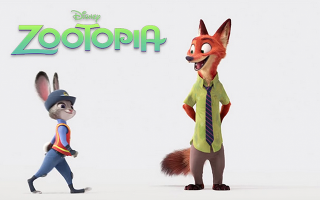 Disney's #Zootopia Is A Wild Ride – Don't Miss It!