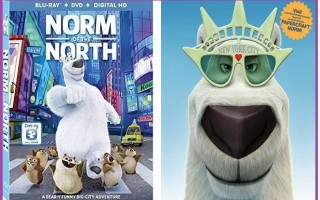 Free Download Norm of the North Activity Book and DVD/Blu-Ray #Giveaway – Canada, ends 4/30