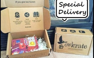 Change Your World One Book At A Time With An @OwlCrate Monthly Subscription