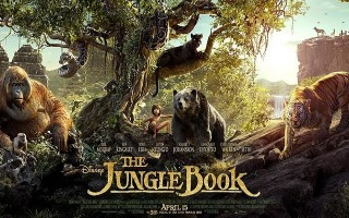 A Modern Take On 'The Jungle Book' Movie, Shared By @ReederReads