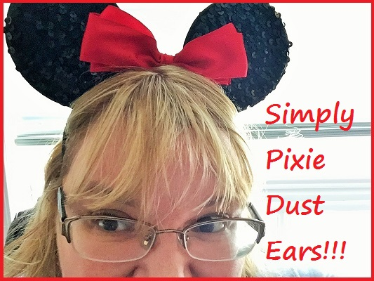 Simply Pixie Dust ears