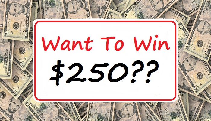 Easy Money To Be Won, Internet Peeps - #Win $250 US PayPal